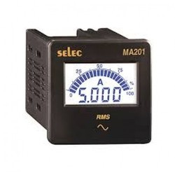 MA 201 Digital LCD Meter 3Phase