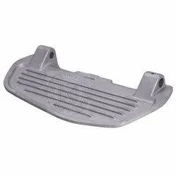 Aluminium Casting Footrest