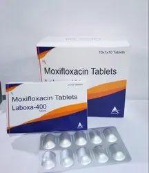 Moxifloxacin 400mg Tablet