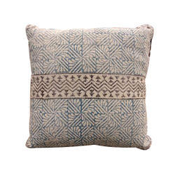 Cotton Rug Cushion Cover