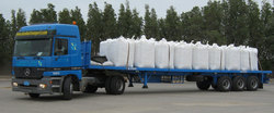 Raw Material Transportation Service