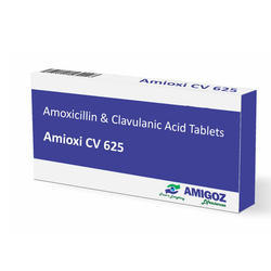 Amoxicillin And  Clavulanic Acid Tablets