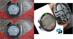 Aerosense Model ASG -200 PA Differential Pressure Gauge Ranges 100-0-100 PA