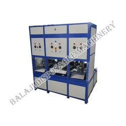 Fully Automatic Triple Die Dona Machine