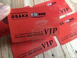 PVC Club Card