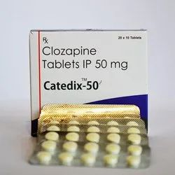 Clozapine 50 mg Tablets