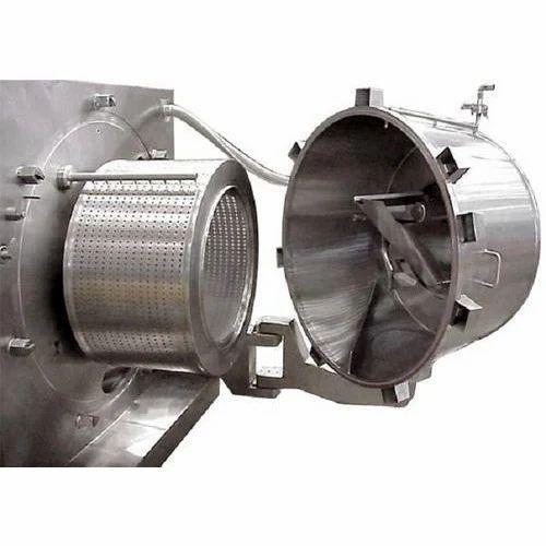 Apollo Machinery Pharma Industries Horizontal Peeler Centrifuge, Capacity: 110 L