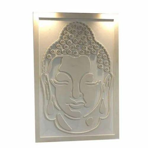 Stone White Decorative Murals, For Decoration