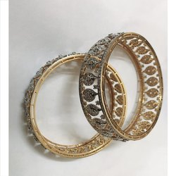 Bridal Wear Diamond Bangles
