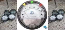 Aerosense Model ASG- 100 Differential Pressure Gauges Ranges 0-100 Inch Wc