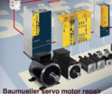 Servo Motor Testing