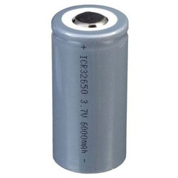 ICR 32650 6000mAh 3.2 Volt LiFePo4 Battery