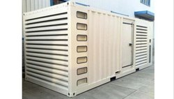 Soundproof Generator Canopies