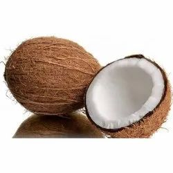 A Grade Pollachi Semi Husked Coconut, Packaging Size: 13 Kg, Coconut Size: Medium