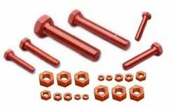 Copper Hex Nut & Bolt