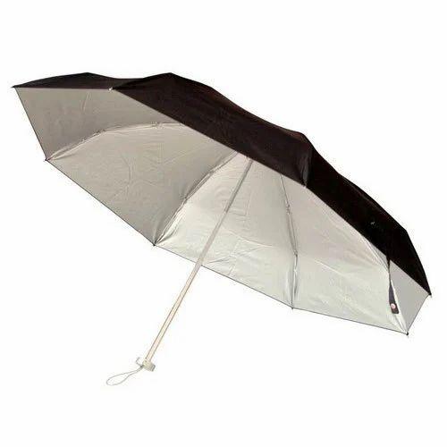 3f7db5705 Black And Polyester Plain Black Umbrella, Rs 200 /piece, Vithayathil ...