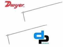 Dwyer Stainless Steel Pitot Tube