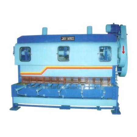 Mechanical Over Crank Shearing Machines