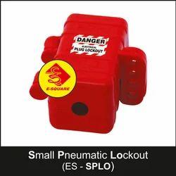 Small Pneumatic Lockout