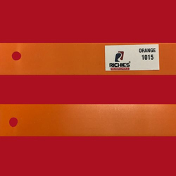 Orange Edge Band Tape