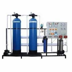 250 LPH Industrial Reverse Osmosis Plant