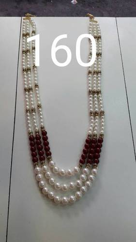 d4f3b74aadc73 White Pearl Moti Necklace Set