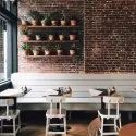 COFFEE SHOP INTERIOR DESIGNING