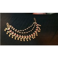 Ladies Designer Ear Chain