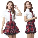 Cotton Girl School Dress