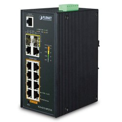 IGS-4215-8P2T2S Industrial Managed Switch