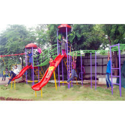 4 m Multi Purpose Play System