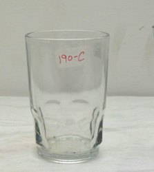 Transparent 150 ML Glass Tumbler