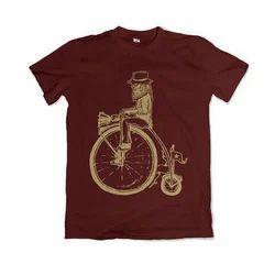Men, Women Cotton Designer T-Shirt