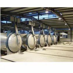 AAC CBM Semi Automatic Plant