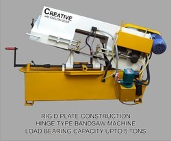 Circular Metal Band Saw Machine
