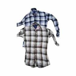 Casual Wear Check Shirt