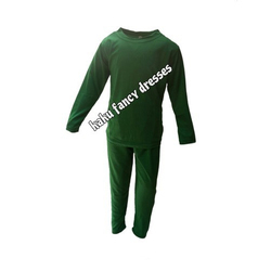 Green Track Suit