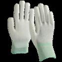 Copper Fibre PU Coated Gloves