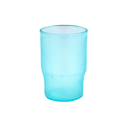 Clear Plastic Water Glass