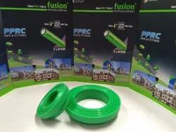 PPR Fittings - Stub End or Flange Core - PPR Green Stubend