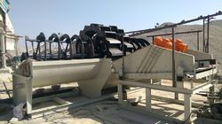 Dual Size Sand Washer