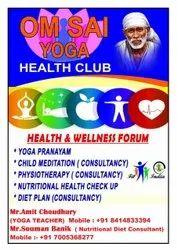 OM SAI YOGA HEALTH CLUB