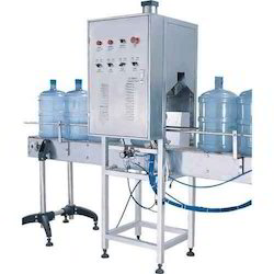 Aqua Mineral Water Filling Machine