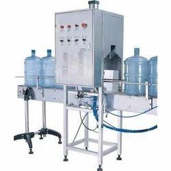 Aqua Mineral Water Filling Machine
