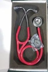 Stethoscope Cardiology Dual Head Stainless Steel Professional