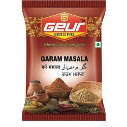 Garam Masala Packaging Pouches