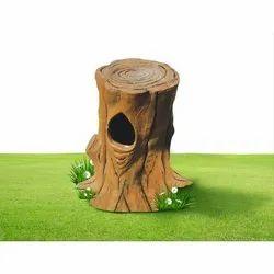 D 06 FRP Log Dustbin