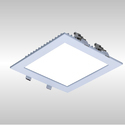 LED Edge Lit Square Panel Down Light - 8W