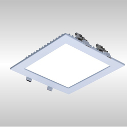 LED Edge Lit Square Panel Down Light - 8W