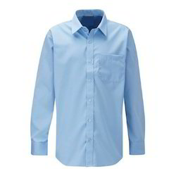 Full Sleeve Corporate Shirt, Size: Large